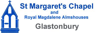 Logo for St Margarets Chapel Glastonbury